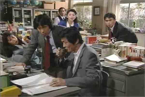 第3シリーズ-職員室
