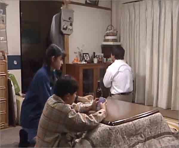 第4シリーズ-坂本家の茶の間
