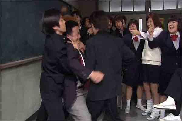 第5シリーズ-校内暴力